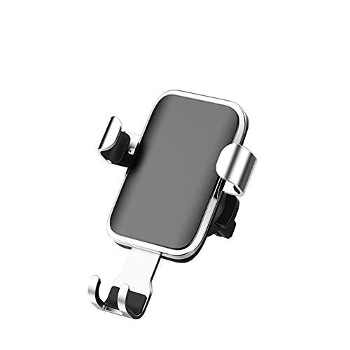 Auto Telefoon Houder, 360 ° Draaibare Snelle Draadloze Auto Air Vent Charger Telefoondrager voor Samsung Galaxy S9, S8, IPhone 8, 8PLus, X, Nokia Lumia 1520, 1050, Google, Xiaomi etc