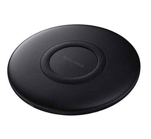 Samsung Original Wireless Fast Charging Pad for Qi Enabled Devices, Black