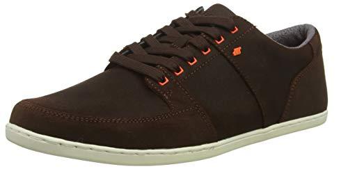 Boxfresh Herren Spencer Sneaker, Braun (Chestnut Chsnt), 44 EU
