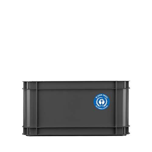 Gies Ecoline-Box Maxi 45 l, ca. 50,2 x 35 x 25 cm, Plastik, 1x 45 L