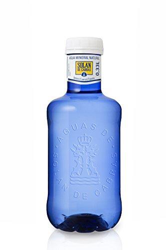Solan de Cabras agua mineral botella 0.33L