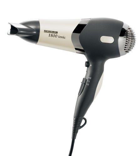 Severin HT 6026 Haartrockner perlweiß / grau