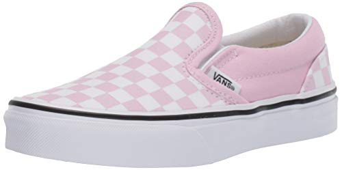 Vans Classic Slip-On Checkerboard Girls Shoes Size 13