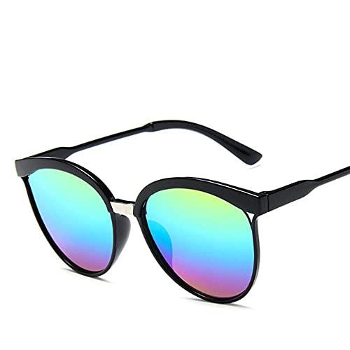 XOYOX Gafas de sol con montura grande de tendencia Retro, moda para mujer, marca de lujo, personalidad, gafas de tiro callejero, hombres, deportes, conducción al aire libre