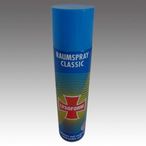 Lysoform Raumspray Lemon - 300 ml