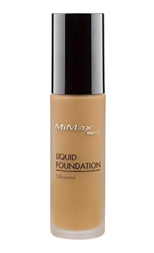 Mimax Fond de teint liquide J01 Miel 30 ml