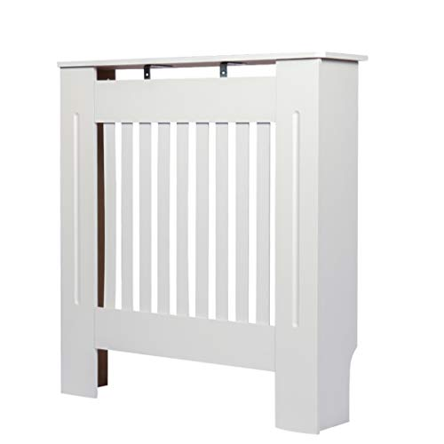 LAVIEVERT - Cubierta para radiador de madera DM, diseño moderno