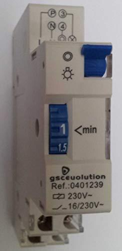 0401239 - Automatico luz escalera carril DIN ref.0401239