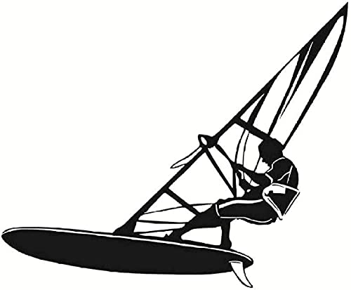 Pegatinas De Pared De Bricolaje Pegatinas De Personalidad Creativa Cuerpo De Estudio Creativo Cuerpo De Cristal De Agua Extrema Deportes Sala De Estar Gimnasio Dormitorio 70X58Cm