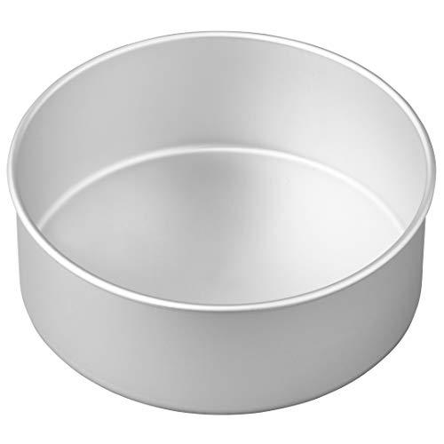 Wilton Runde Kuchenform, Aluminium, 20,3 cm x 7,6 cm