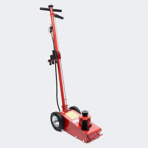22T Gato elevador neumático vehículos Gato móvil maniobras Taller mecánico Coches Camiones Tractores
