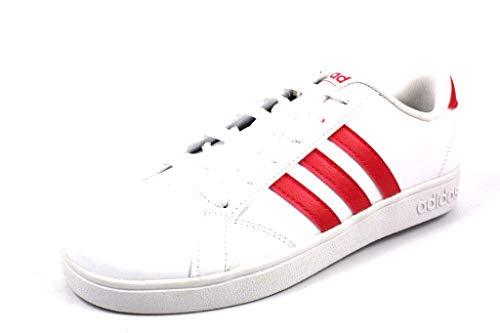 adidas AG Baseline K,FTWWHT/ACTPNK/CBLACK Größe 31 EU FTWWHT/ACTPNK/CBLACK