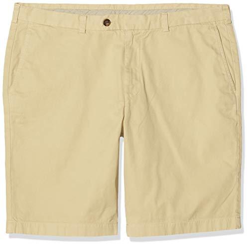 Brooks Brothers Herren 100097653 Shorts, Beige (Beige 275), 50 (Herstellergröße: 40 -)