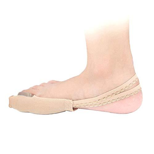Pulgar Ortesis Valgus, dedo del pie alineador, dedo del pie Separador del dedo del pie y el pulgar Ortesis, herramienta del cuidado de la viga de soporte de reparación, la herida Protección, M