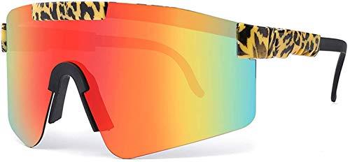 SHANGZHIQIN Pit Viper Gafas De Sol, Pit Viper Gafas ?De Sol,Gafas De Sol para Conducir, Adecuado para Correr, BéIsbol (O)