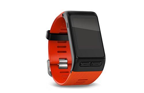 Garmin Vivoactive HR - Reloj con pulsómetro integrado, unisex, color negro, talla regular