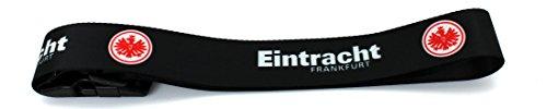 TrendandStylez Eintracht Frankfurt Gepäckband Kofferband Gepäckgurt Kofferriemen Koffergurt Fanartikel