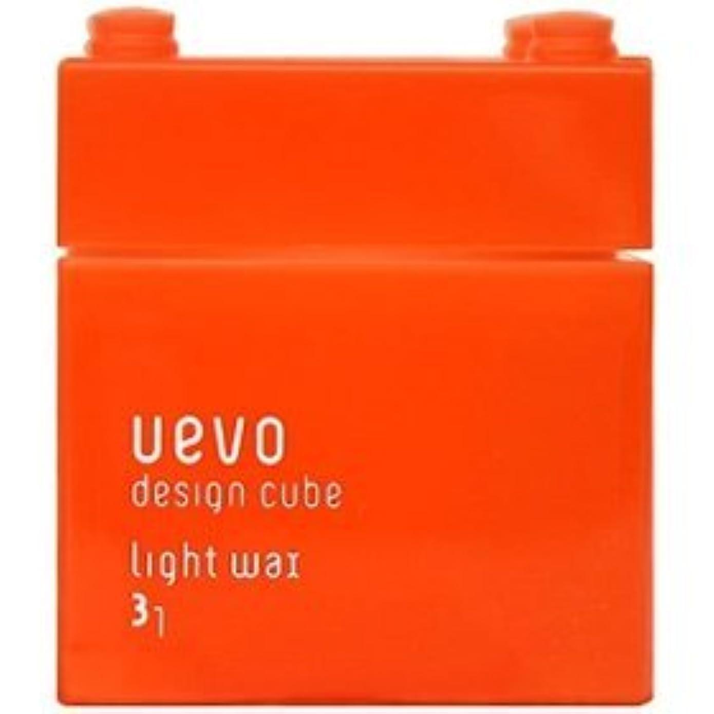 商品プロポーショナル学校教育【X5個セット】 デミ ウェーボ デザインキューブ ライトワックス 80g