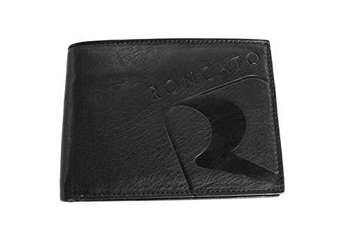 Roncato Portafogli uomo wallet 10724.NERO moda italiana