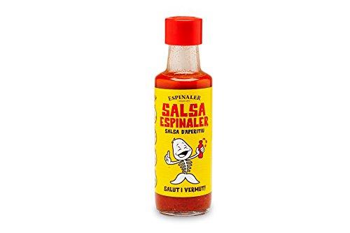 Salsa Espinaler - Würzsauce für spanische Fischspezialitäten