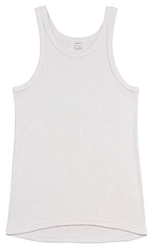 Ammann Débardeur sport blanc taille 5 à 8 de size 5