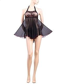 Top Secret Babydoll For Women - Black - 2724665499006