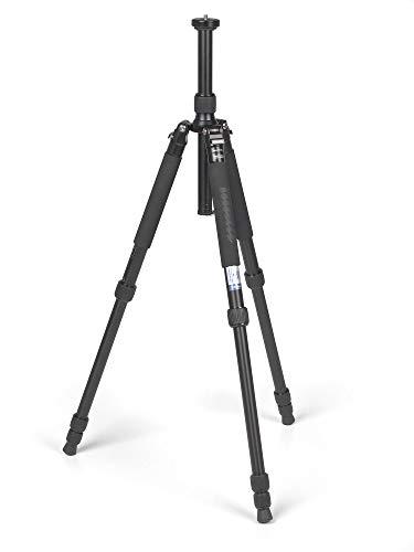 Tiltall TE-224 professionelles Kamerastativ (Höhe 140 cm)