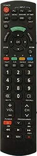 Remote Control M2QAYB000399 For Panasonic Screens, Black