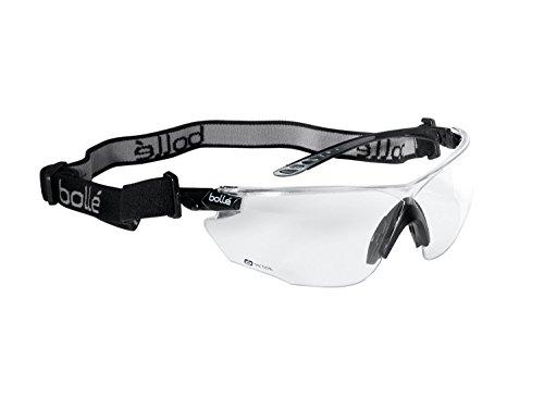 bollé Ballistische Schutzbrille/Sonnenbrille - Combat Kit -, Kratzfest & beschlagfrei - Set!