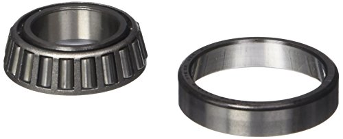 """Timken SET4 L44649/L44610 Tapered Roller Bearing Cone and Cup Set, Steel, Inch, 1.0625"""" ID, 1.9800"""" OD, 0.560"""" Cup Width"""