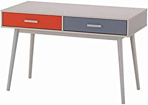 Maison Concept Radiant Writing Desk, Beige - W600 x H760 x D1200 mm