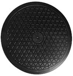 LapWorks 12 inch Heavy Duty Swivel - for Computer Monitors, Potted Plants, Art, and Various Utility uses with Steel Ball B...