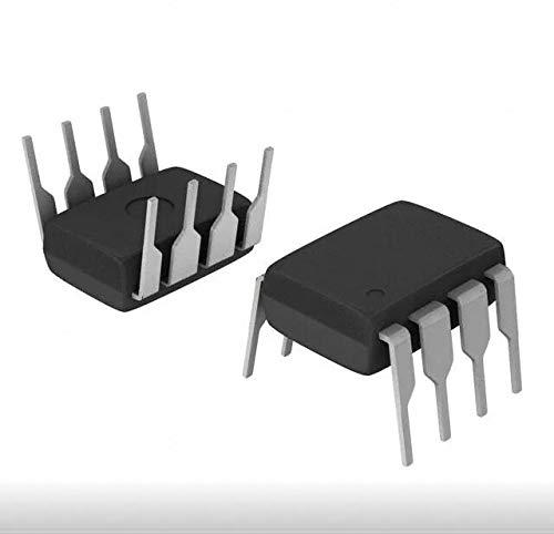 10PCS 10PCS TDA2822M DIP8 TDA2822 DIP 2822M DIP-8 neuer und ursprünglicher IC