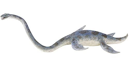 Bullyland 61455 - Figura de Juego, Elasmosaurus, Aprox. 27 cm de Altura, Figura Pintada a Mano, sin PVC, para Que los niños jueguen con la fantasía