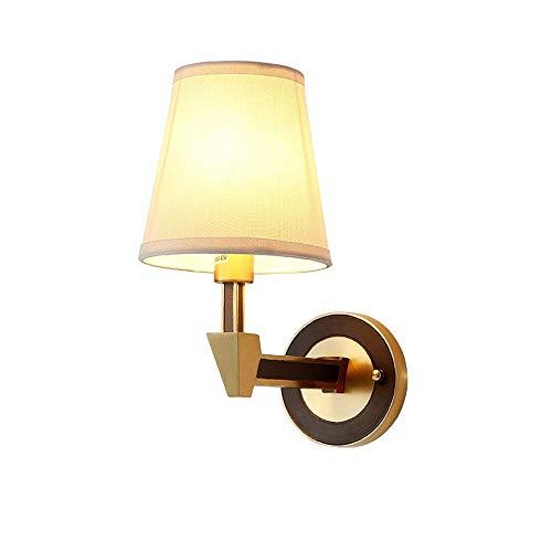Lámparas de pared Fondo simple lámpara de pared de la pared del LED E27 cubierta de la lámpara de pared, de noche la lámpara de pared, lámpara de pared interior, Hierro Negro lámpara de pared, utiliza