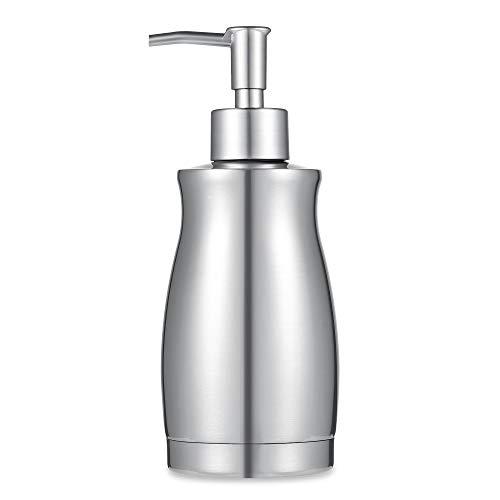 ARKTEK Soap Dispenser - Stainless Steel Rust and Leak Proof System Hand Soap Dispenser, Kitchen and...