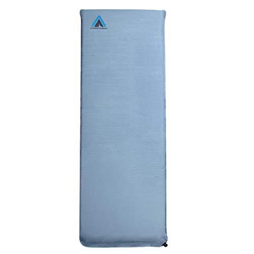 10T Ben 200x66x3cm selbstaufblasbare Isomatte mit Mikrofaser Bezug Luftmatratze Schlafmatte Matratze