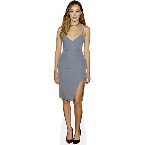 Alycia Debnam-Carey (Blue Dress) a grandezza naturale