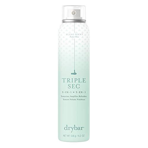 Drybar Triple Sec 3-in-1 Finishing Spray (Blanc Scent), 4.2...