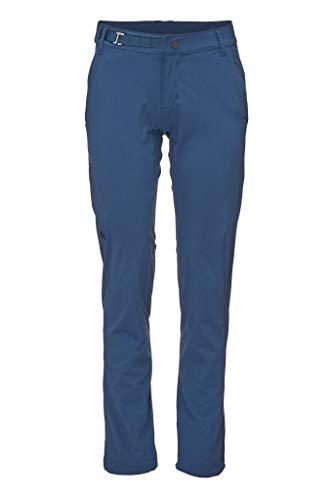 Black Diamond W Alpine Light Pants Pantalon pour Femme M Bleu (Ink Blue)