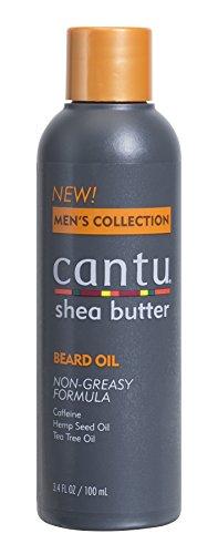 Cantu Men's Shea Butter Beard Oil - 3.4oz, 3.4 Oz