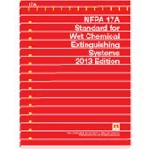 NFPA 17A - Standard for Wet Chemical Extinguishing Systems, 2013 Edition