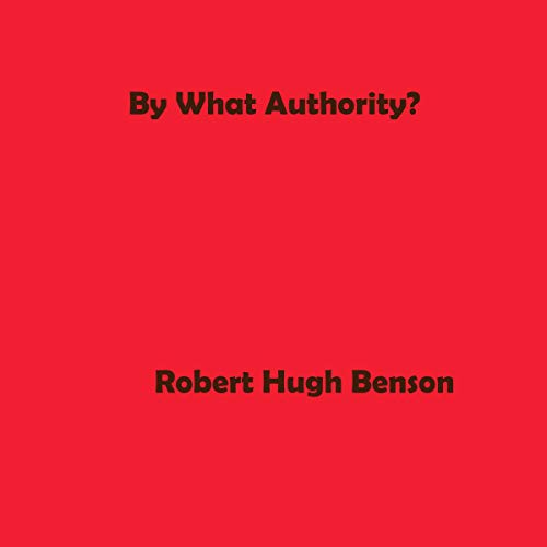 Couverture de By What Authority