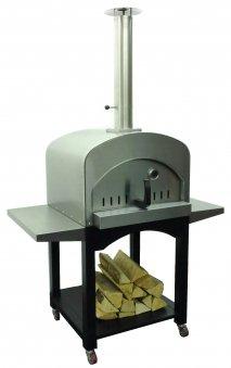 Pizzaofen Holz Flammkuchenofen Brotbackofen Holzbackofen Gastronomie Pizzaofen