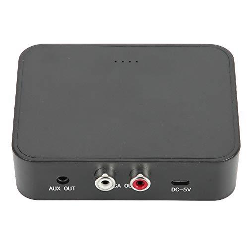 Weikeya Industrial Bluetooth Audio Receptor, NFC Escritorio 5.0 Bluetooth Receptor Música Adaptador TF Tarjeta Bluetooth Carro Jugador 100Hz-20khz AÚN-R6 Transmisor Receptor Hecho de Abdominales