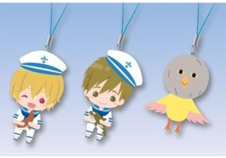 Free  Stuffed mascot vol.2 all three set