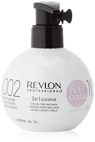 Revlon Nutri color crema n. 1002Biondo Platino 270ML