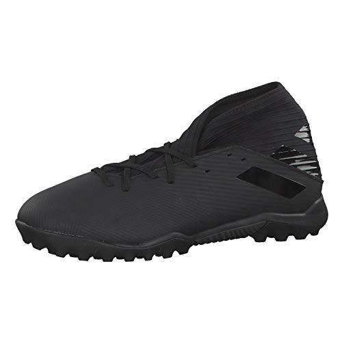 Adidas Nemeziz 19.3 TF, Sport Shoes Hombre, Multicolor Negbás Negbás Neguti 000, 35 EU