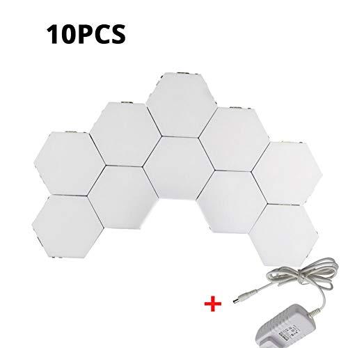 KIODS LED strip licht creatief nachtlicht touch sensor licht nachtlamp Quantum wandlampen slaapkamer lampen backlight Honeycomb Magnetic Modular