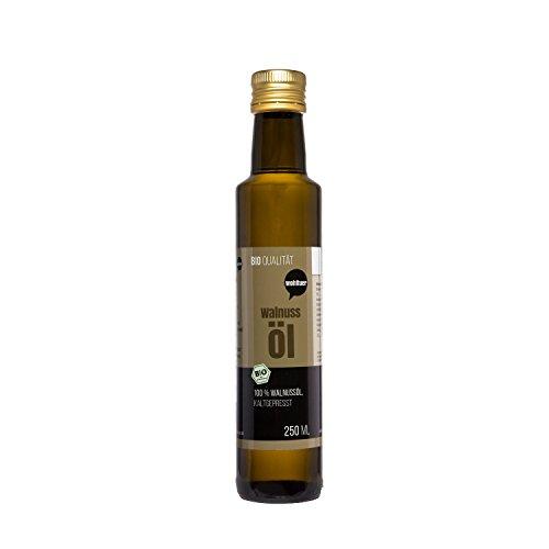 Wohltuer Bio Walnussöl kaltgepresst 250ml
